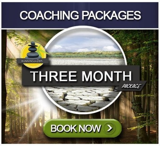 Running on Zen, Three Month Coaching Package